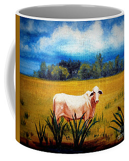 The Lonely Bull Coffee Mug