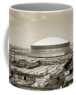 Louisiana Superdome Coffee Mug