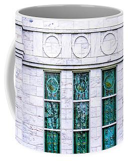 Louisville Temple Details Coffee Mug