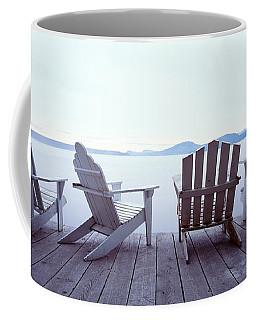 Lounge Chairs Moosehead Lake Me Coffee Mug