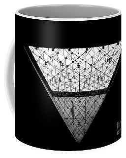 Lourve Pyramid Coffee Mug
