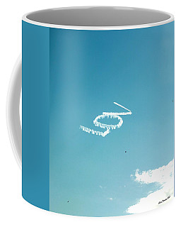 Lov In The Air  Coffee Mug