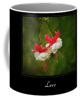 Coffee Mug featuring the photograph Love 1 by Mary Jo Allen
