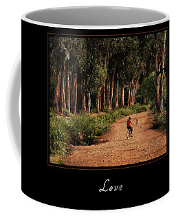 Coffee Mug featuring the photograph Love 3 by Mary Jo Allen