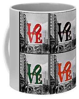 Coffee Mug featuring the photograph Love 4 All by DJ Florek
