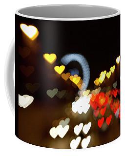 Love Along The Champs-elysees Coffee Mug