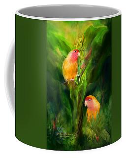 Love Among The Bananas Coffee Mug