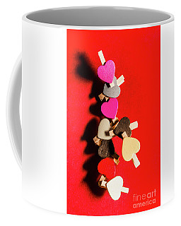 Love And Connection Coffee Mug
