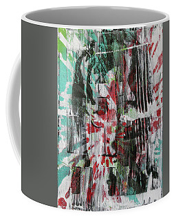 Love And Peace Are Eternal Coffee Mug