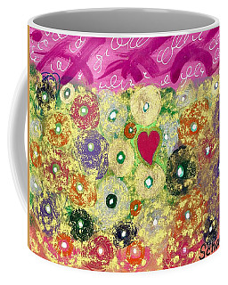 Love And Silly Bubbles Coffee Mug