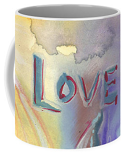 Love Angel Coffee Mug