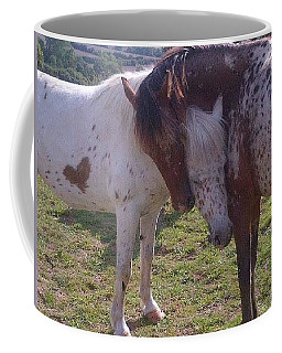 Heart Appaloosa Coffee Mug