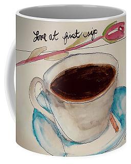 Love At First Sip Coffee Mug