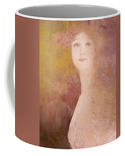 Coffee Mug featuring the digital art Love Calls by Jeff Burgess