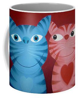 Love Catz Coffee Mug