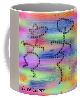 Love Colors Coffee Mug