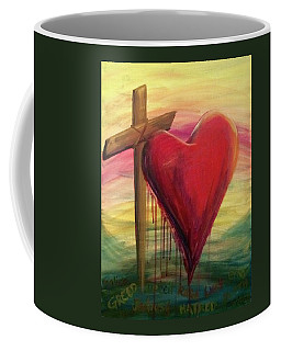 Love Covers A Multitude Coffee Mug