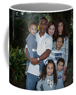 Coffee Mug featuring the photograph Love Demonstrated 2 James Ingram Family Art by Reid Callaway