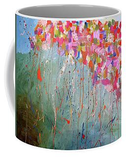 Love Flower Mountain Coffee Mug