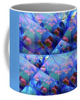 Love Fruits Coffee Mug by Karo Evans
