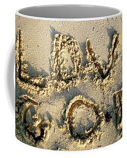 Love God Coffee Mug