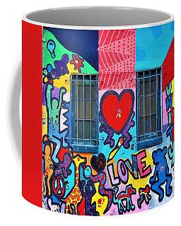 Love Haring  Coffee Mug