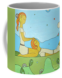 Love Heals Coffee Mug