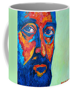 Love Him So Much Coffee Mug by Ana Maria Edulescu