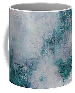 Love In Negative Spaces Coffee Mug