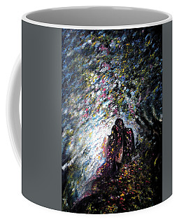 Love In Niagara Fall Coffee Mug