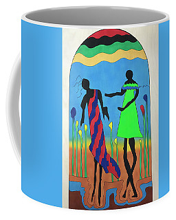 Love In The Reeds Coffee Mug