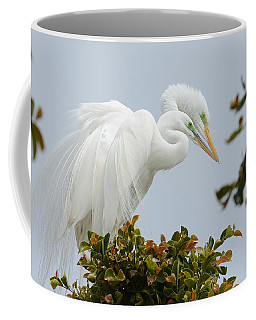 Love In The Treetops Coffee Mug