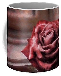 Love Is A Rose Coffee Mug