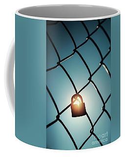 Love Is An Echo Coffee Mug