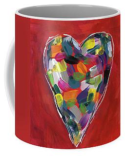 Love Is Colorful - Art By Linda Woods Coffee Mug