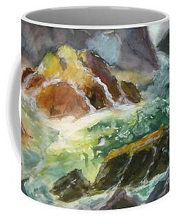 Love Is Cruel Amidst The Raging Sea Coffee Mug