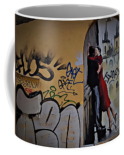 Coffee Mug featuring the photograph Love Is Everywhere by AmaS Art