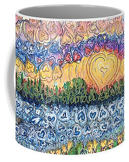 Love Is Everywhere If You Look Coffee Mug