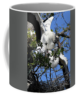 Love Is In The Air Coffee Mug by Lamarre Labadie