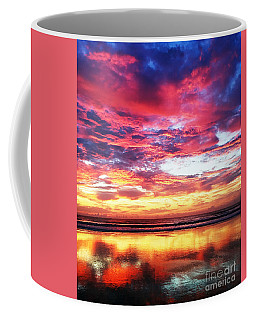 Coffee Mug featuring the photograph Love Is Real by LeeAnn Kendall