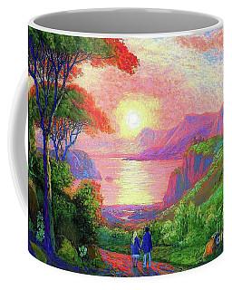 Love Is Sharing The Journey Coffee Mug