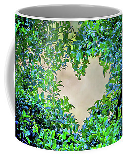 Love Leaves Coffee Mug