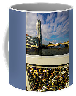 Love Locks Coffee Mug