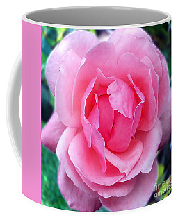 Coffee Mug featuring the photograph Love Mi Pink by Jasna Dragun