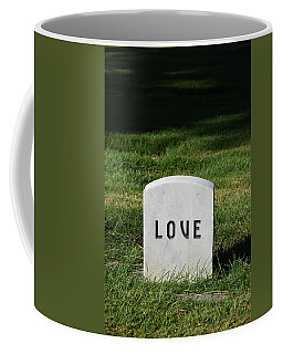 Love Monument Coffee Mug