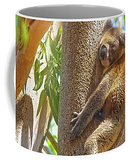 Love My Tree, Yanchep National Park Coffee Mug by Dave Catley