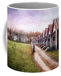 Love Never Fails - Hope Valley Art Coffee Mug