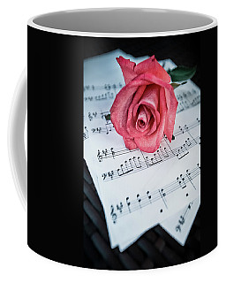 Love Notes Coffee Mug