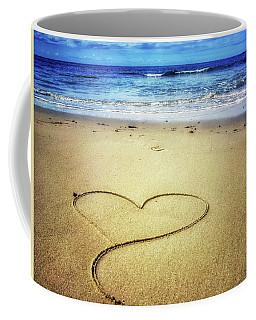 Love Of The Ocean Coffee Mug