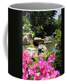 Coffee Mug featuring the photograph Love On The Rocks- Los Angeles- Pandas by Ausra Huntington nee Paulauskaite